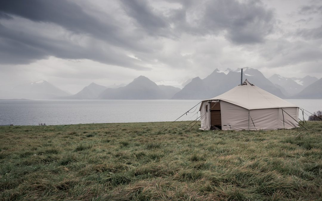 The Adventure Lover's Guide to Living in a Tent Full Time